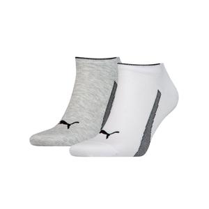 Puma SNEAKERS 2P UNISEX růžová 39 - 42 - Ponožky