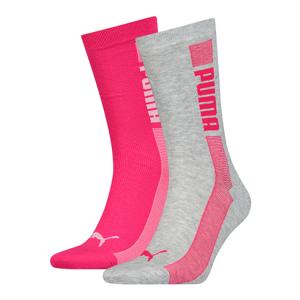 Puma SOCK 2P UNISEX černá 39 - 42 - Ponožky