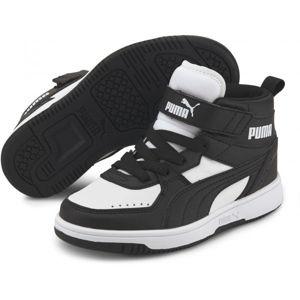 Puma REBOUND JOY AC PS  10 - Chlapecká volnočasová obuv