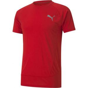 Puma EVOSTRIPE  TEE  S - Pánské sportovní triko