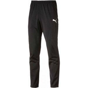 Puma LIGA TRAINING PANT CORE černá XL - Pánské sportovní kalhoty