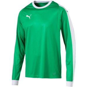 Puma LIGA GK JERSEY zelená S - Pánský brankářský dres