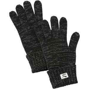 Puma ACTIVE KNIT GLOVES FEMA - Zimní rukavice