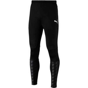 Puma FINAL TRAINING PANTS PRO černá S - Pánské tréninkové kalhoty