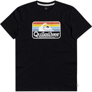 Quiksilver DREAMERS OF THE SHORE SS  M - Pánské triko