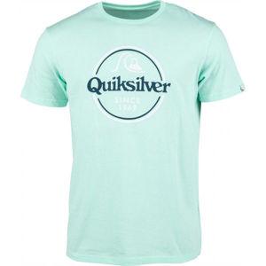 Quiksilver WORDS REMAIN SS modrá L - Pánské triko