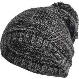 R-JET UNI ŠMOULA - PRODLOUŽENÁ ČEPICE tmavě šedá UNI - Prodloužená čepice