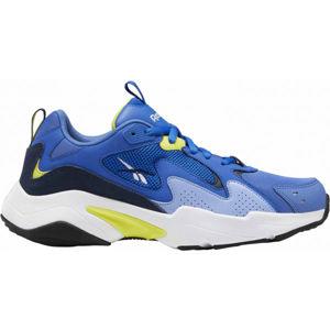 Reebok ROYAL TURBO modrá 6.5 - Pánská volnočasová obuv