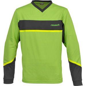 Reusch RAZOR zelená M - Brankářský dres