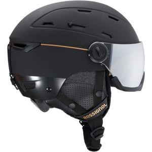 Rossignol ALLSPEED VISOR IMPACTS W černá (59 - 60) - Dámská lyžařská helma