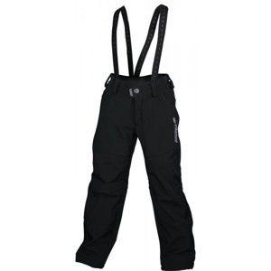 Rucanor TRIMM JUNIOR černá 140 - Dětské Softshellové kalhoty