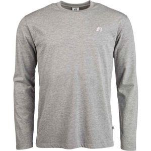 Russell Athletic L/S CREWNECK TEE SHIRT černá XL - Dámské triko