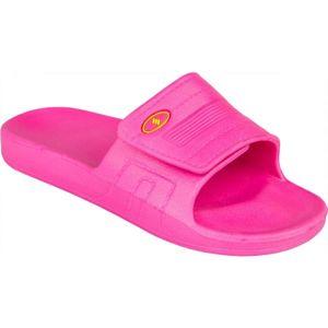 Salmiro ZENIKA růžová 33 - Dětské pantofle