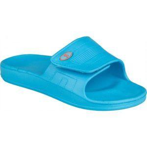 Salmiro ZENIKA modrá 33 - Dětské pantofle