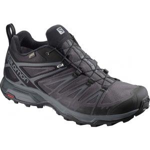 Salomon X ULTRA 3 GTX černá 8 - Pánská hikingová obuv