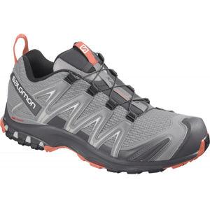 Salomon XA PRO 3D W šedá 7 - Dámská trailová obuv