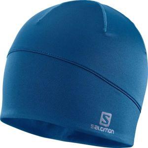 Salomon ACTIVE BEANIE modrá  - Sportovní čepice