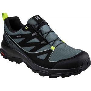 Salomon TONEO GTX černá 12.5 - Pánská hikingová obuv