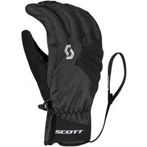 Scott ULTIMATE HYBRYD GLOVE černá S - Pánské lyžařské rukavice