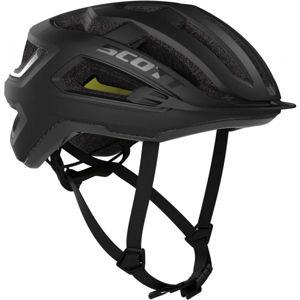 Scott ARX PLUS černá (55 - 59) - Cyklistická helma