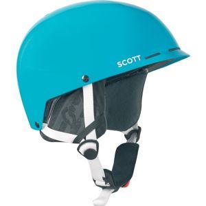 Scott BUSTLE JR modrá S - Dětská lyžařská helma