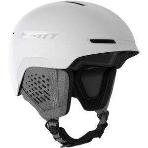 Scott TRACK bílá (55,5 - 59,5) - Lyžařská helma