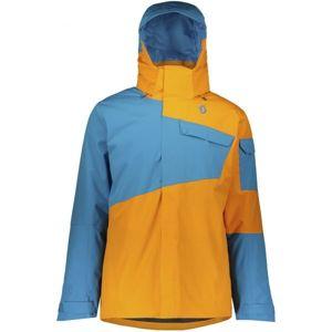 Scott ULTIMATE DRYO 30 oranžová L - Pánská zimní bunda