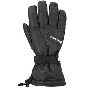 Scott ULTIMATE WARM WOMENS černá XS - Dámské lyžařské rukavice
