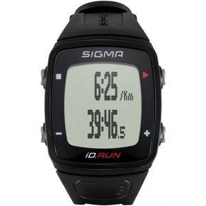 Sigma ID.RUN černá NS - Multisportovní hodinky