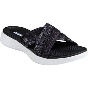 Skechers ON THE GO 600 MONARCH černá 38 - Dmské pantofle