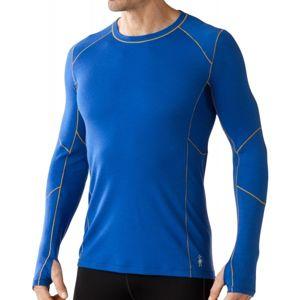 Smartwool MENS PHD LIGHT LONG SLEEVE modrá S - Pánské funkční tričko