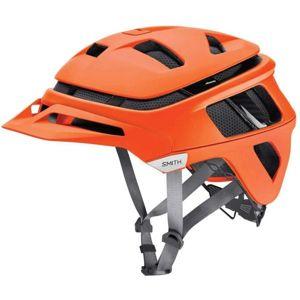 Smith FOREFRONT oranžová (55 - 59) - Cyklistická helma