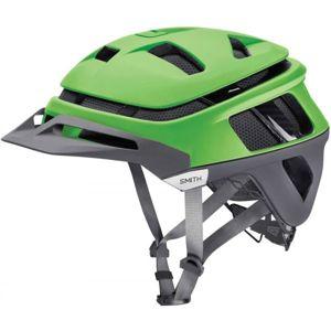 Smith FOREFRONT zelená (59 - 62) - Cyklistická helma