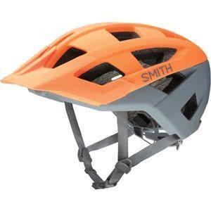 Smith VENTURE oranžová (56 - 59) - Helma na kolo
