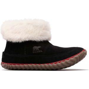Sorel OUT N ABOUT BOOTIE černá 8.5 - Dámská obuv