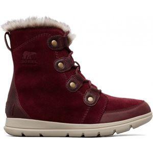 Sorel EXPLORER JOAN červená 7 - Dámská zimní obuv