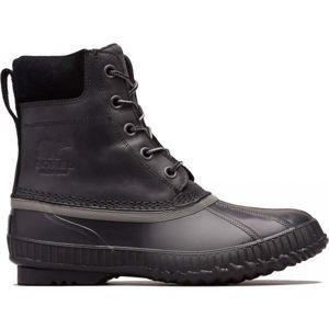 Sorel CHEYANNE II černá 11 - Pánská zimní obuv