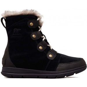 Sorel EXPLORER JOAN černá 8 - Dámská zimní obuv
