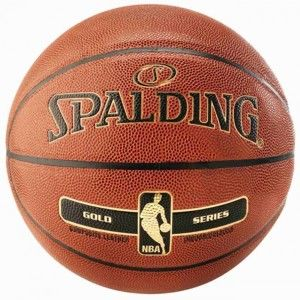 Spalding NBA GOLD  7 - Basketbalový míč