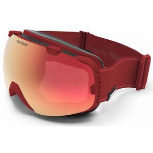 Spektrum ESSENTIAL červená NS - Lyžařské brýle