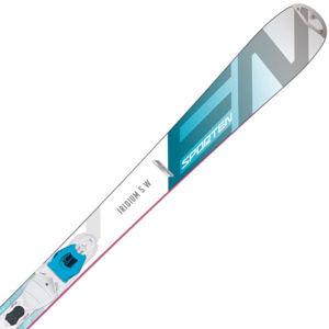 Sporten IRIDIUM 5 W + VSP 311  152 - Dámské sjezdové lyže
