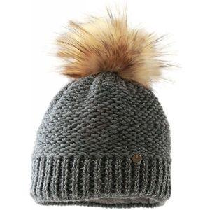 Starling NICOLE tmavě šedá UNI - Zimní čepice