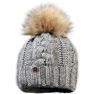 Starling FILIPPA šedá UNI - Zimní čepice