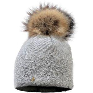 Starling INA šedá UNI - Zimní čepice