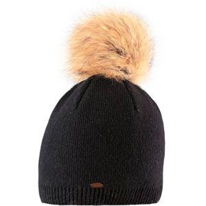 Starling CLARISSE černá UNI - Zimní čepice