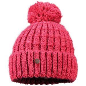 Starling BRENDA růžová UNI - Zimní čepice
