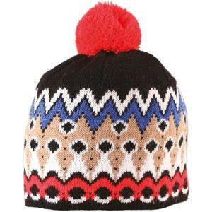 Starling WINGS černá UNI - Zimní čepice