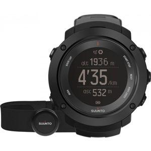Suunto AMBIT3 VERTICAL HR černá  - Multisportovní hodinky s GPS a záznamem tepové frekvence