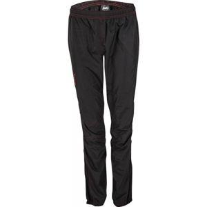 Swix CRUISING černá S - Sportovní šusťákové kalhoty