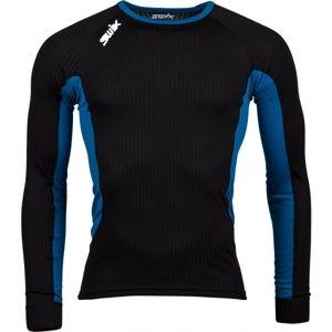 Swix STARX BODYW LS M černá M - Pánské fuknční spodní prádlo